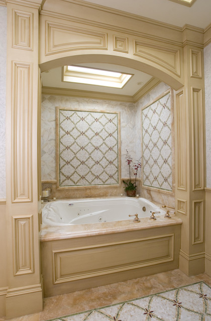 Newport Beach Custom Home traditional bathroom