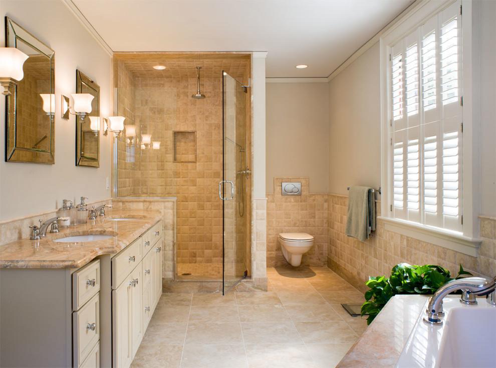 Newport Brick Restoration - Traditional - Bathroom ...