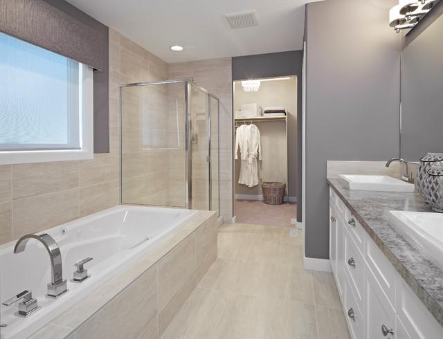 Newport contemporary-bathroom