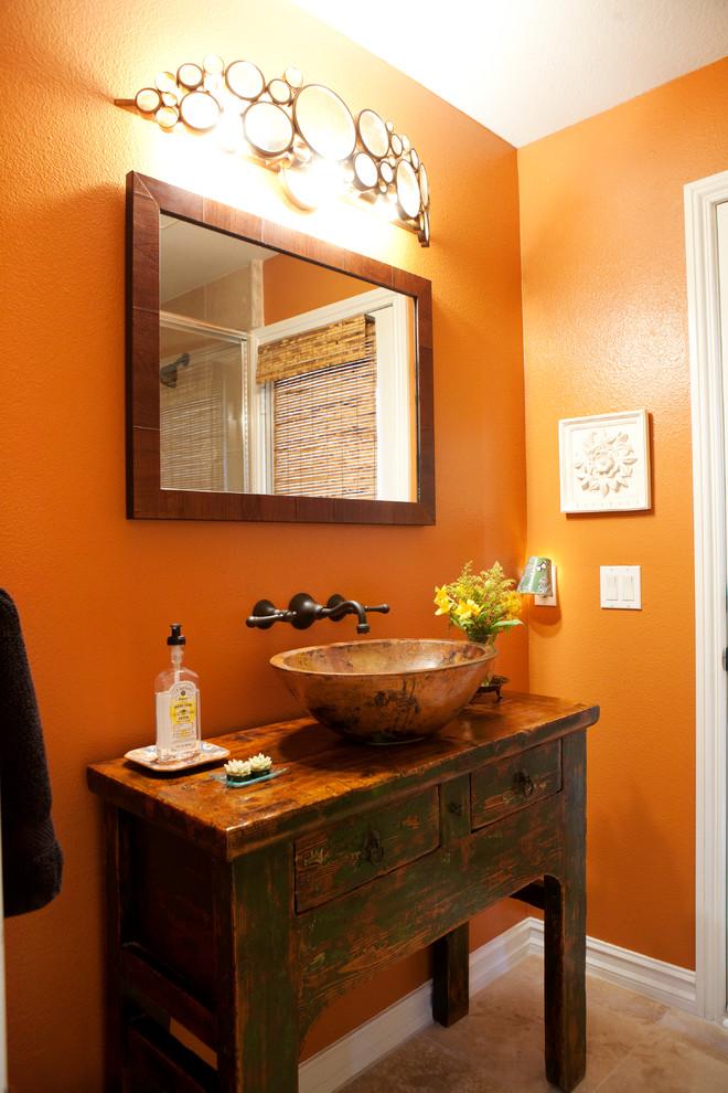 Newport Peninsula Remodel - Transitional - Bathroom ...