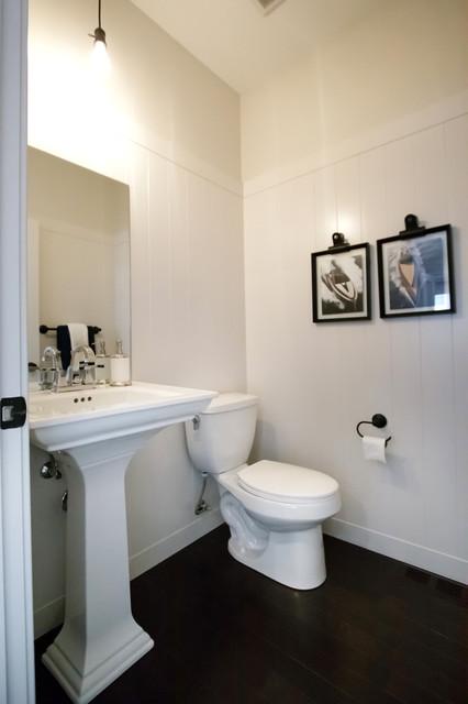 Nfid cottage casual traditional bathroom calgary for Bathroom decor calgary