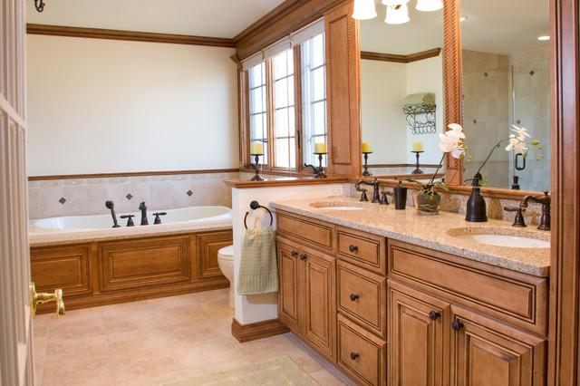 NJ Bathrooms traditional-bathroom