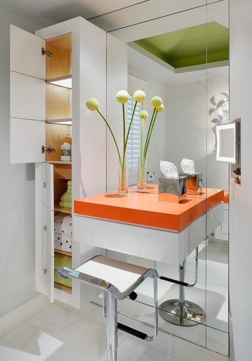 NKBA 1st Place Winner - Powder Room