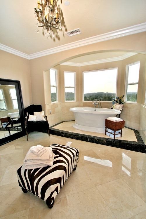 No 2 contemporary bathroom