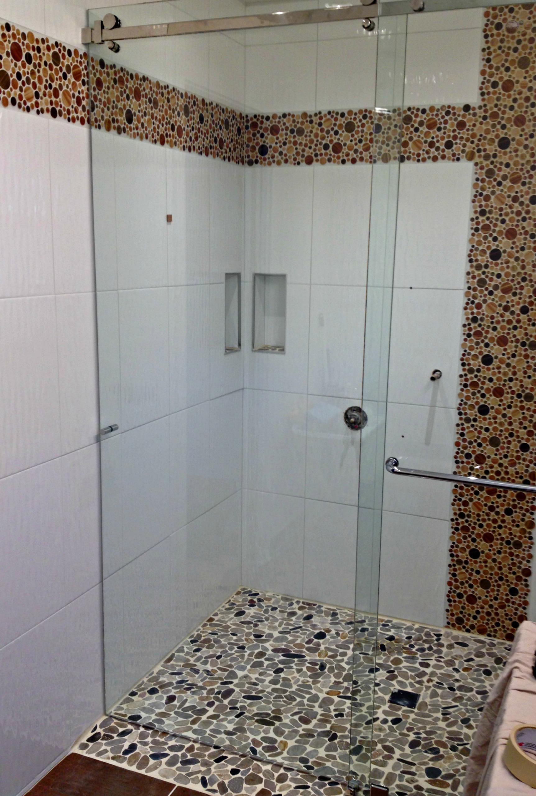 Sliding Glass Shower Doors Houzz