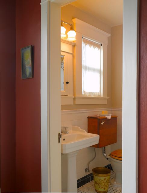 Nob Hill Residence traditional-bathroom