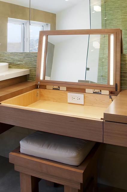 Noe Valley Master Suite contemporary-bathroom