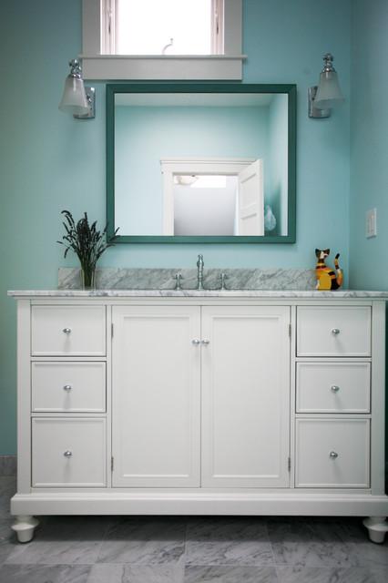 Noe Valley Transitional contemporary-bathroom