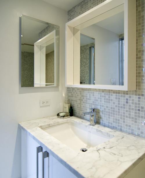NOHO Loft modern-bathroom