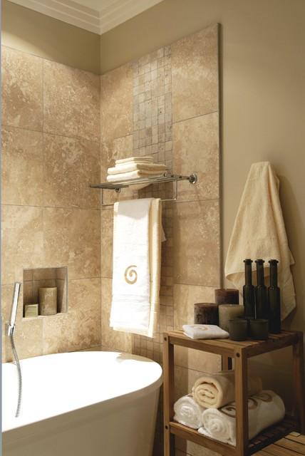 Nondela Drakensberg Mountain Estate contemporary-bathroom