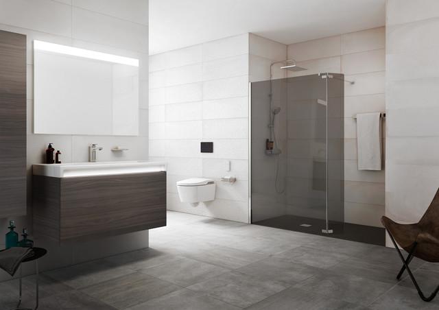Norfolk Collection by ROCA - Moderno - Cuarto de baño - Miami - de ...