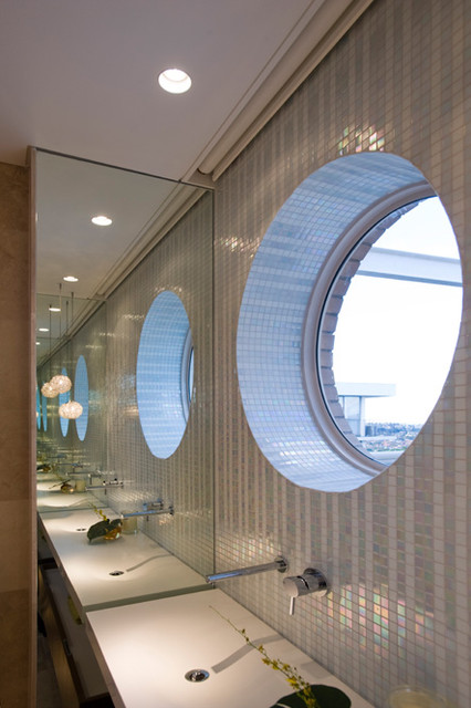 North Bondi Project contemporary-bathroom