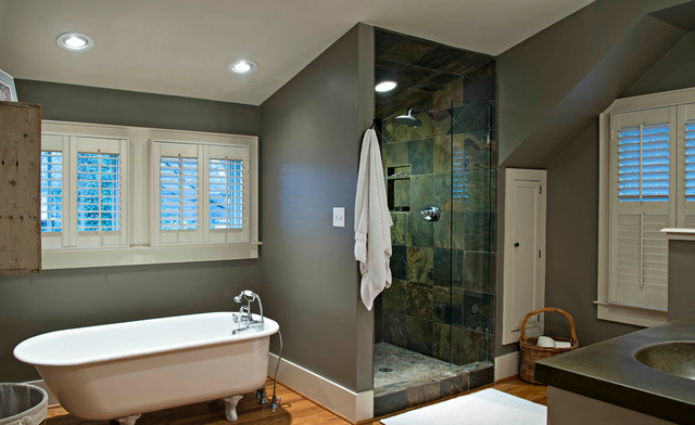 North Chattanooga Renovation Traditional Bathroom Other Metro By Collier Construction