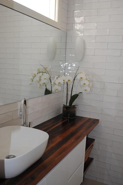 North Harcourt Contemporary Bathroom Melbourne By Bendigo Bathrooms