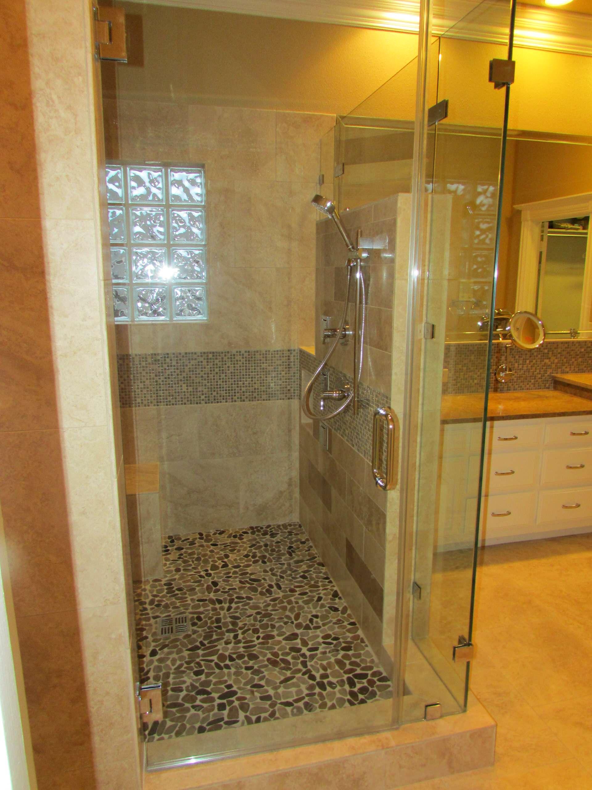 North Plano Master Bath