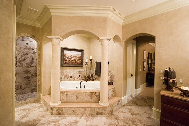 North raleigh traditional bathroom raleigh by for Bath remodel raleigh