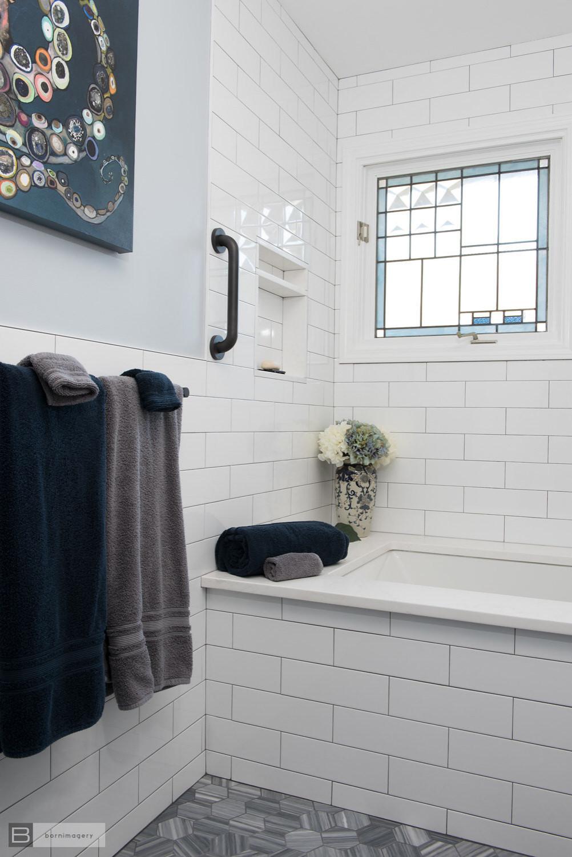 North Reading - Guest Bathroom