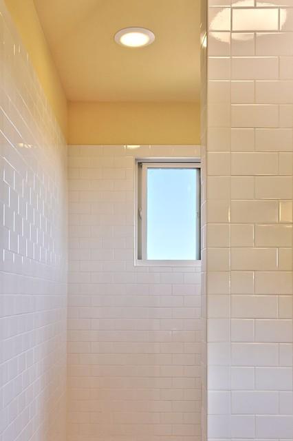 North Ridge Retreat rustic-bathroom