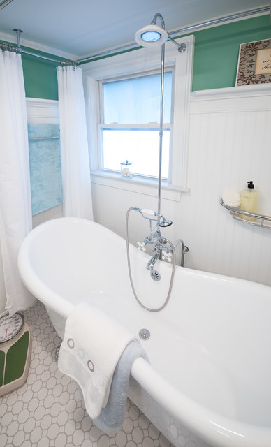 North Scituate Ri Hall Bath Remodel Traditional Bathroom Providence By Nathan J Reynolds