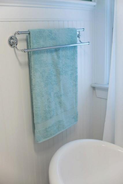 North Scituate, RI - Hall Bath Remodel traditional-bathroom