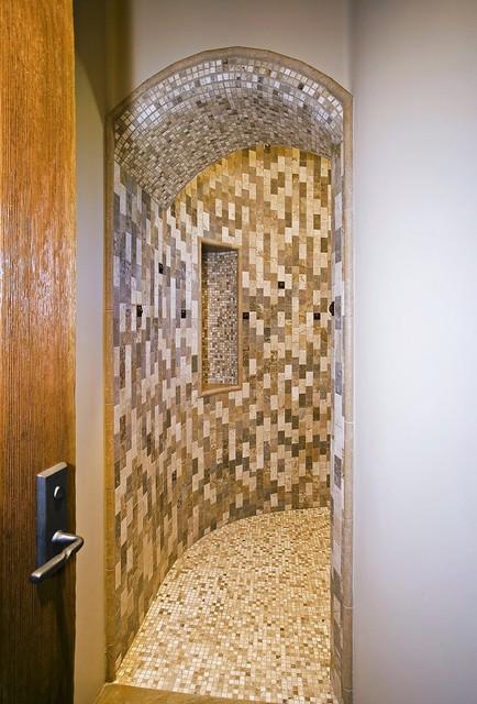 North Scottsdale --92nd street mediterranean-bathroom