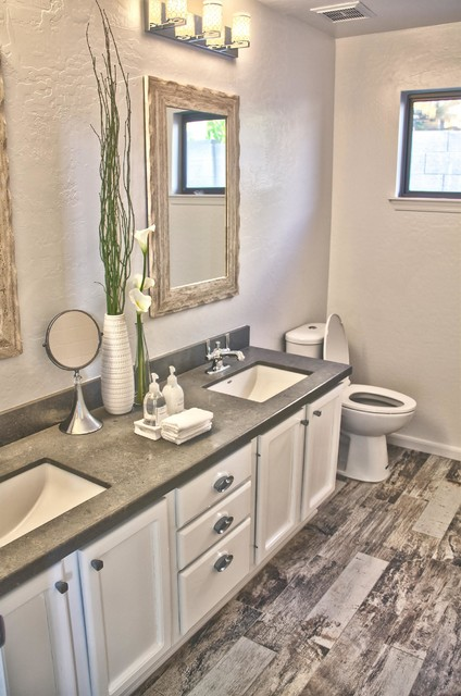 North Scottsdale Remodel Traditional Bathroom