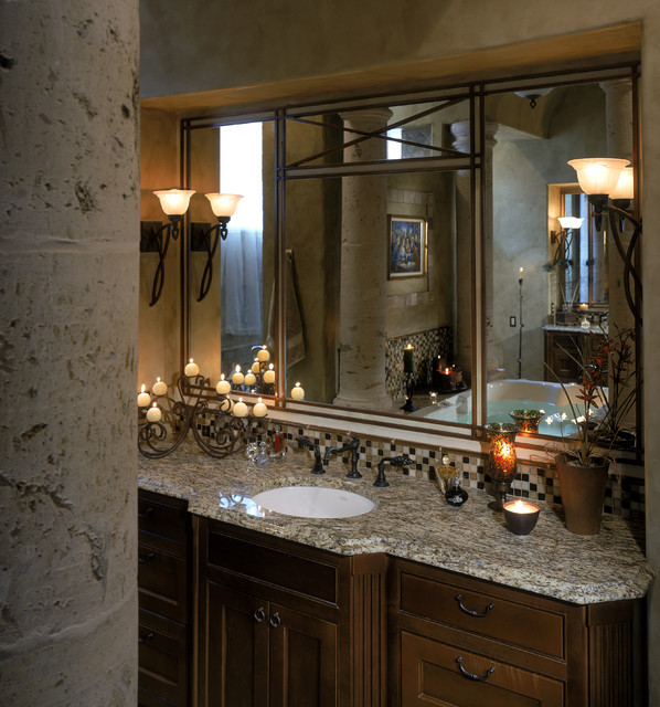 North Shore Traditional Bathroom Austin By Bella Villa Design Studio