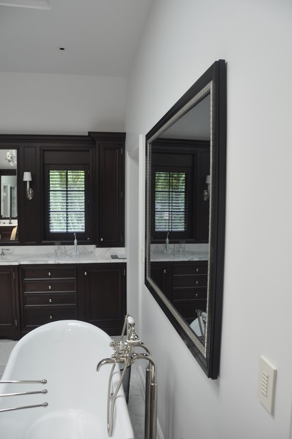 North Shore complete home renovation traditional-bathroom