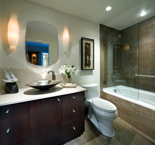 North Shore Views Traditional Bathroom Other By Tq Construction Ltd