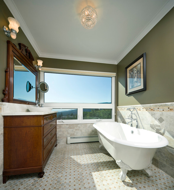 North Shore Views Traditional Bathroom Other Metro By Tq Construction Ltd