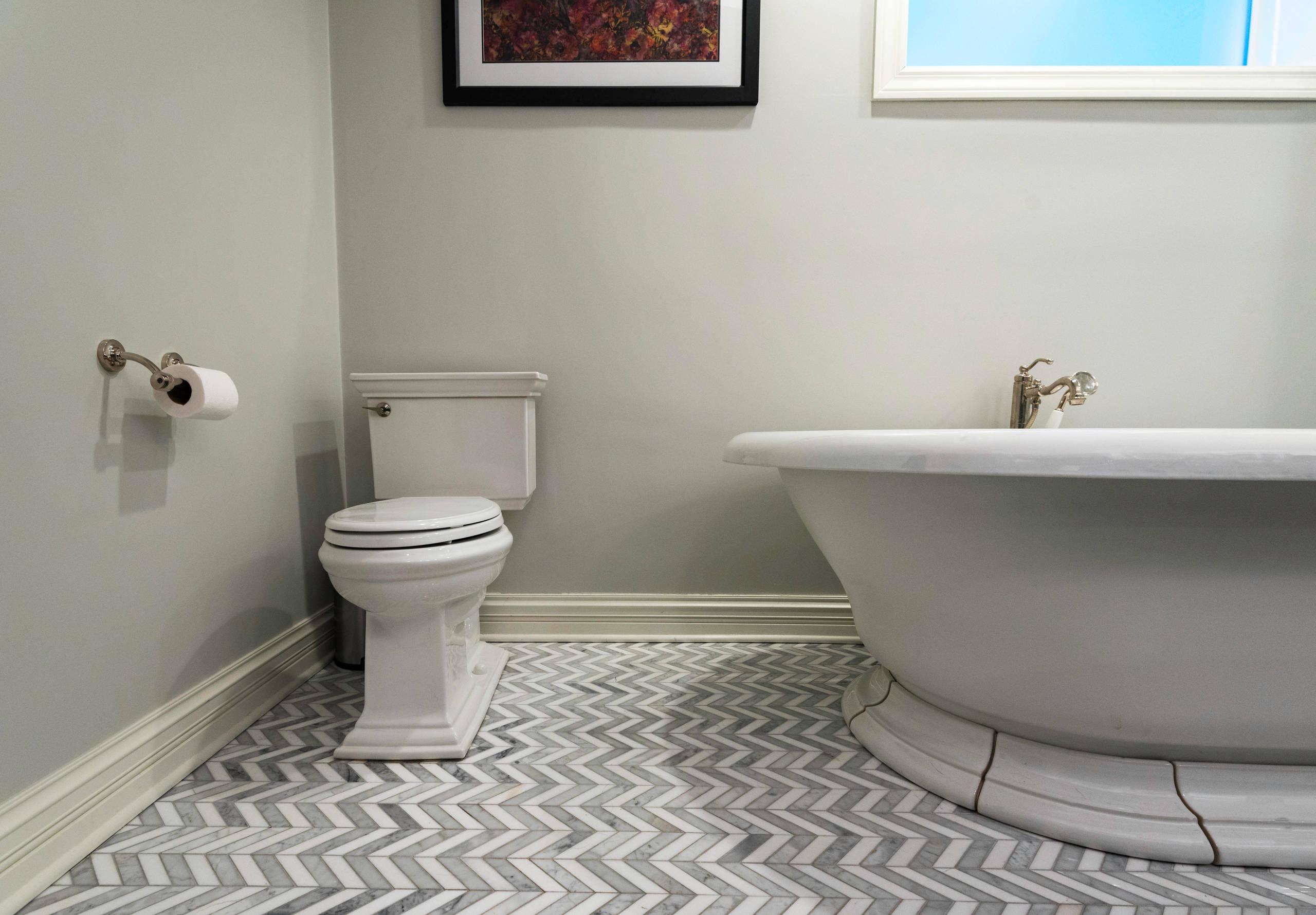 North Side Master Bathroom