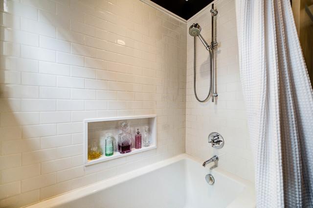 North Toronto Bathroom contemporary-bathroom