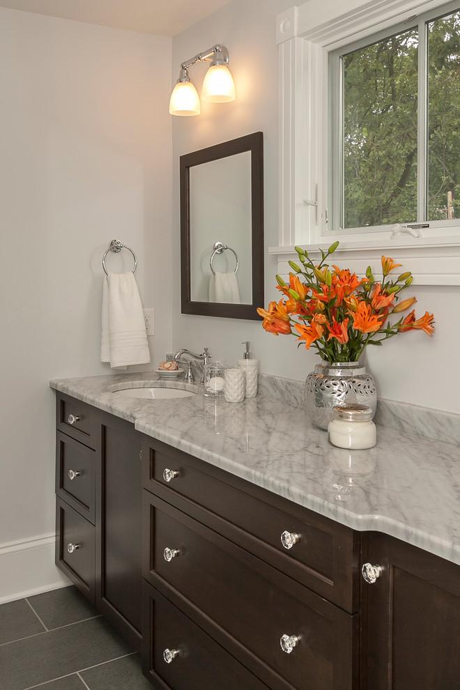 浴室简欧风格效果图大全2017图片_土拨鼠简约个性浴室简欧风格装修设计效果图欣赏