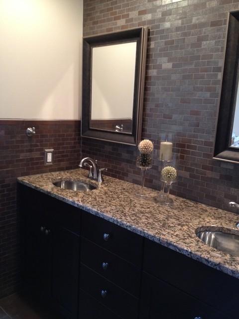 New Northampton MA Bathroom Design  Contemporary  Bathroom  Boston