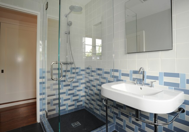 Northampton contemporary bathroom san francisco by for Bathroom design northampton