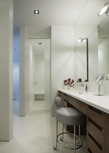 Northbrook House contemporary-bathroom