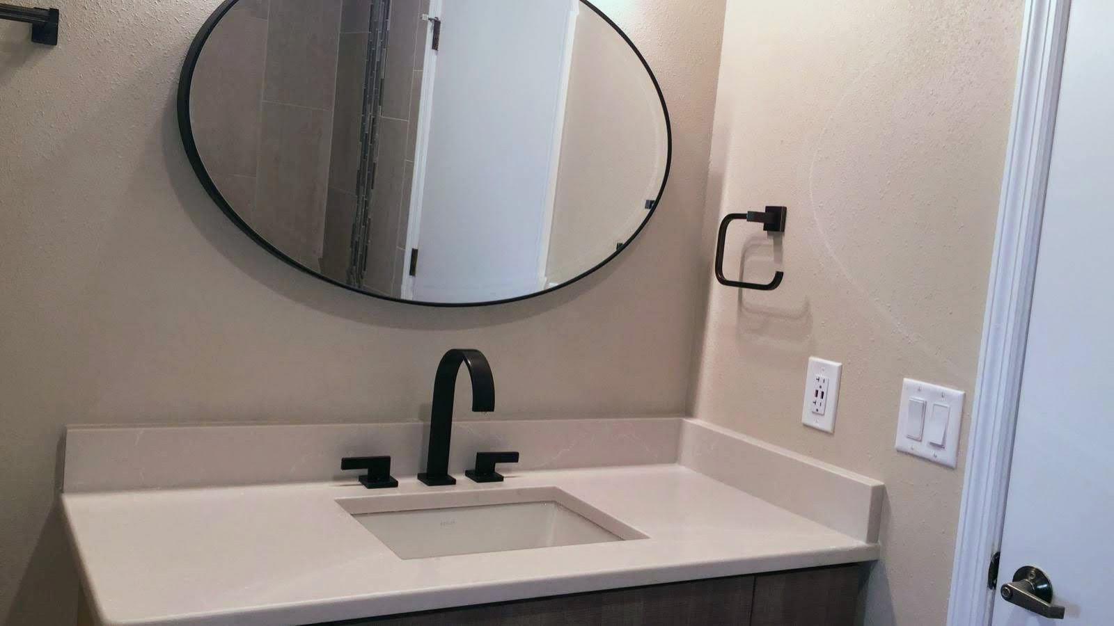 Northdale | Traditional | Guest Bathroom Design & Remodel