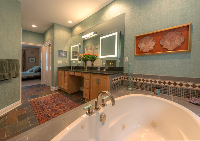 Northern Kentucky Bathroom Remodeling Eclectic