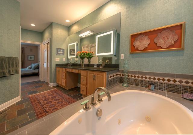 Northern kentucky bathroom remodeling eclectic Bathroom remodeling cincinnati