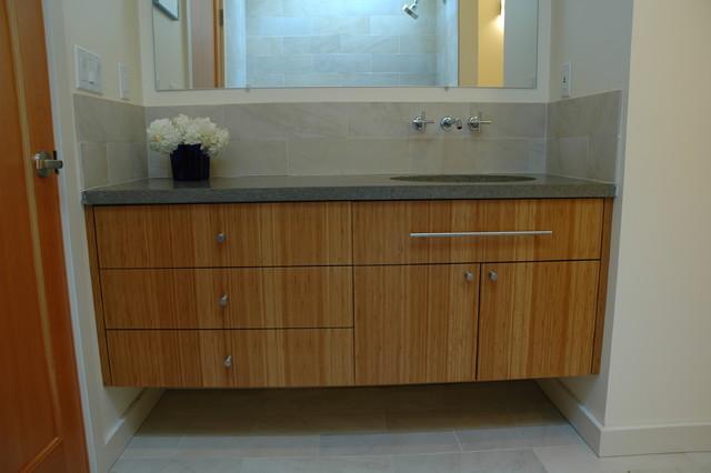 Northgate contemporary-bathroom
