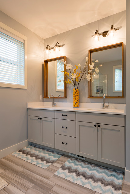 Northgate Residence Interior Contemporary Bathroom