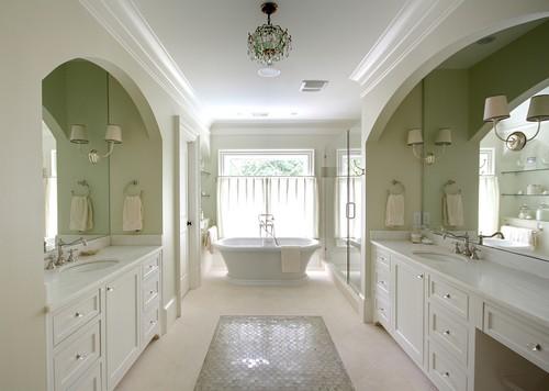 Northway traditional bathroom