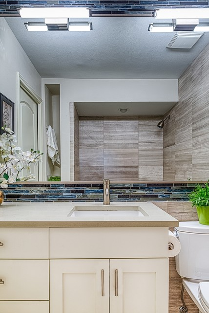 Northwest Austin Residence Modern Bathroom Austin By Spaces Designed Interior Design