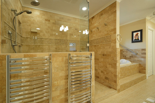 doorless walk in showers luxury open showers interior design