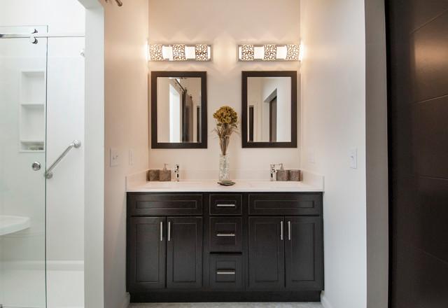 Northwest Master Bath - Contemporary - Bathroom - columbus - by Simple Bath Ohio