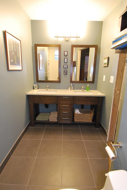 Northwest Remodel Contemporary Bathroom Portland By The Surface Store