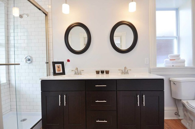 Nottingham Transitional Bathroom St Louis By Grand Home Solutions Inc