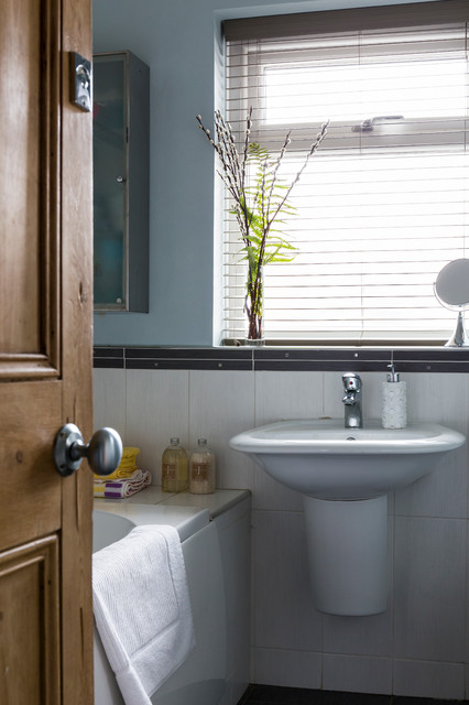 Nottingham Shoot Contemporary Bathroom London By Chris Snook