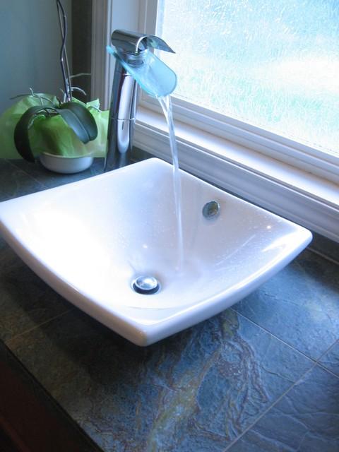 NW Contemporary Master Bath contemporary-bathroom