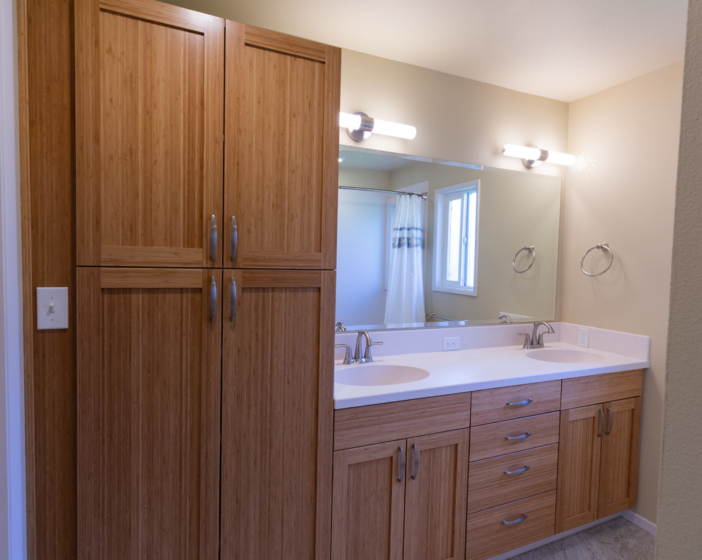 NW Corvallis 50's Ranch Bathroom Remodel